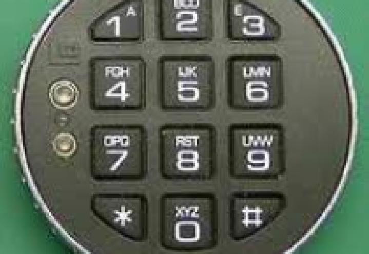 Combo Gard Elektronisk kodelås