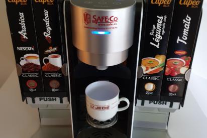 Kaffeautomat (Kaffemaskiner)